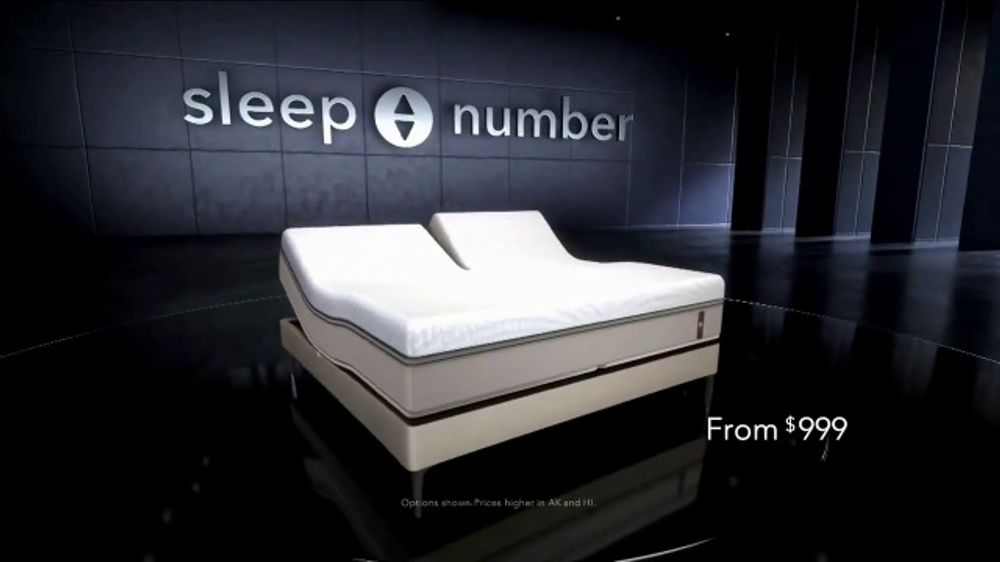 Sleep Number 360 Smart Bed TV Commercial, 'Better Sleep ...