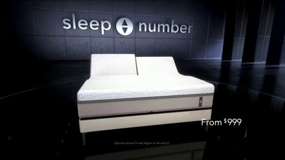 Sleep Number 360 Smart Bed TV Commercial, 'Better Sleep ...