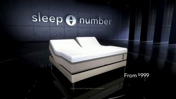 Sleep Number 360 Smart Bed TV Spot, 'Better Sleep: Zero Percent Interest' - Thumbnail 2