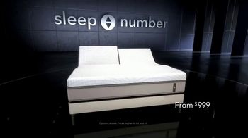 Sleep Number 360 Smart Bed TV Spot, 'Better Sleep: Zero Percent Interest' - Thumbnail 3