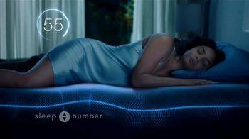 Sleep Number 360 Smart Bed TV Spot, 'Better Sleep: Zero Percent Interest' - Thumbnail 6