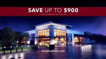 Sleep Number 360 Smart Bed TV Spot, 'Better Sleep: Zero Percent Interest' - Thumbnail 7