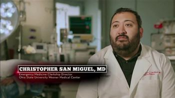 BTN LiveBIG TV Spot, 'This Ohio State Center Imparts Critical Skills for the Clinicians of Tomorrow'
