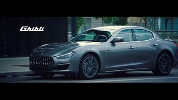 Maserati TV Spot, 'Experience the Thrill' [T2]
