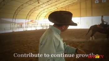 Reining Horse Foundation TV Spot, 'Dale Wilkinson Memorial Crisis Fund' - Thumbnail 6