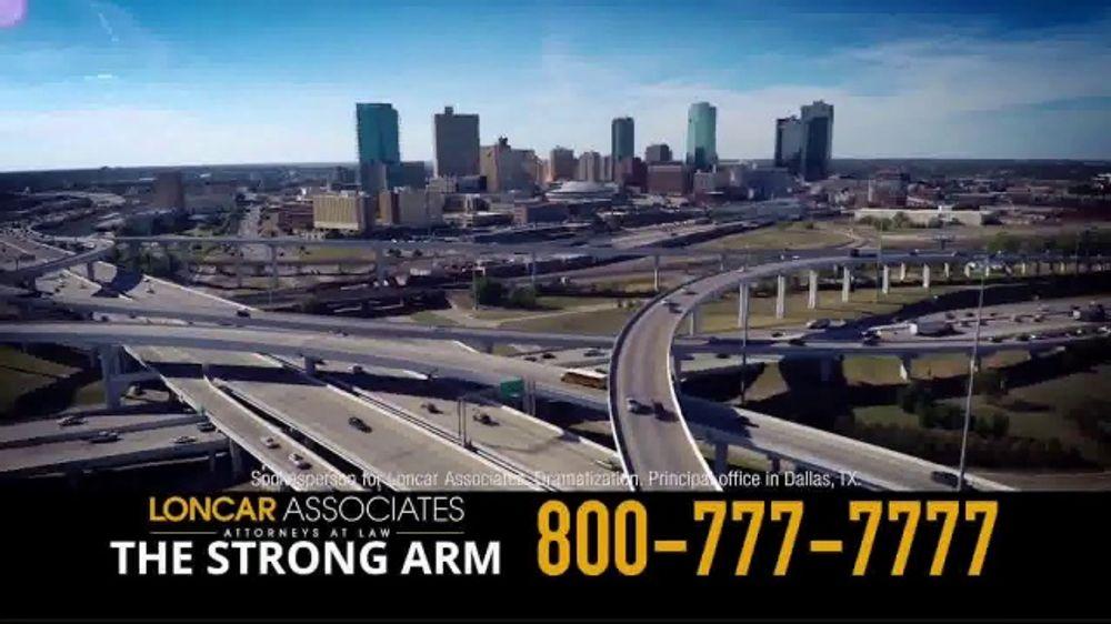 Loncar & Associates TV Commercial, 'Last Year: Big Truck Wreck'