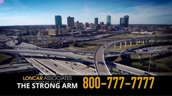 Loncar & Associates TV Spot, 'Last Year: Big Truck Wreck'