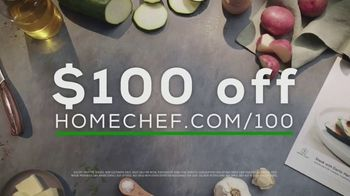 Home Chef TV Spot, 'The One About HomeChef' - Thumbnail 3