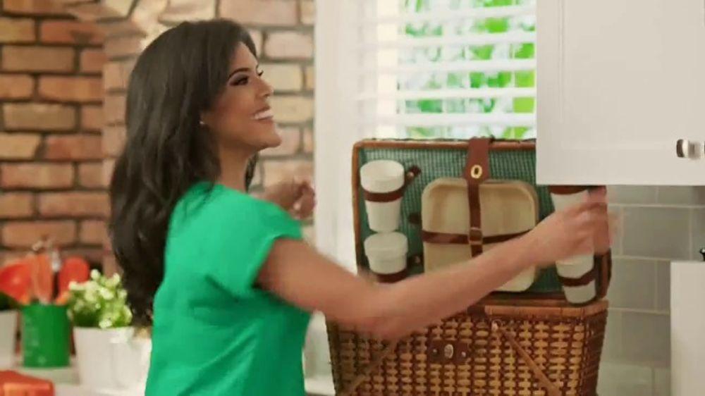 Zyrtec TV Commercial, 'D??a al aire libre' con Francisca Lachapel