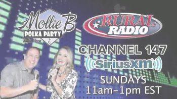 Mollie B Polka Party Radio Show TV Spot, 'Every Sunday Morning' - Thumbnail 6