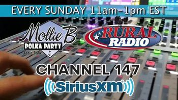 Mollie B Polka Party Radio Show TV Spot, 'Every Sunday Morning' - Thumbnail 3