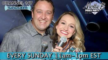 Mollie B Polka Party Radio Show TV Spot, 'Every Sunday Morning' - Thumbnail 4