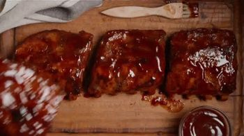 Boston Market Baby Back Ribs TV Spot, 'Bold Flavor: Free Delivery' - Thumbnail 1