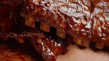 Boston Market Baby Back Ribs TV Spot, 'Bold Flavor: Free Delivery' - Thumbnail 3