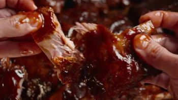 Boston Market Baby Back Ribs TV Spot, 'Bold Flavor: Free Delivery' - Thumbnail 4