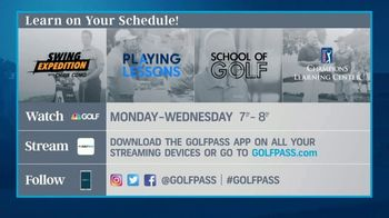 GolfPass TV Spot, 'Learn from the Leaders' - Thumbnail 6