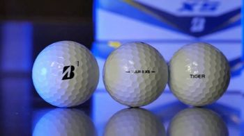 Bridgestone Golf Tour B Golf Balls TV Spot, 'Superior Products' Featuring Tiger Woods - Thumbnail 4