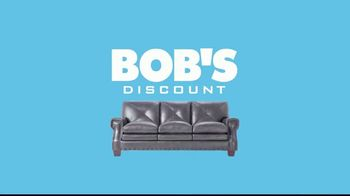 Bob's Discount Furniture TV Spot, 'Summit Seven Piece Dining Set' - Thumbnail 10