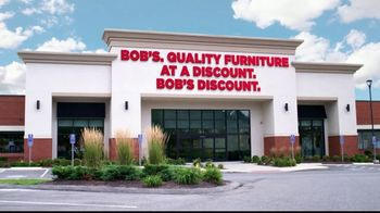 Bob's Discount Furniture TV Spot, 'Summit Seven Piece Dining Set' - Thumbnail 9