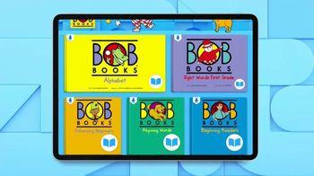Noggin TV Spot, 'Bob Books' - 10 commercial airings