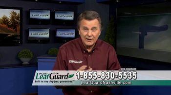 LeafGuard Winter Half Off Sale TV Spot, '32 Inches of Rainfall an Hour' - Thumbnail 8