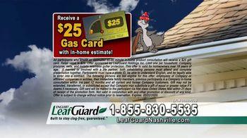 LeafGuard Winter Half Off Sale TV Spot, '32 Inches of Rainfall an Hour' - Thumbnail 6