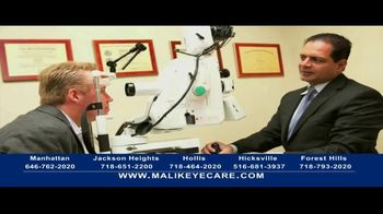 Malik Eye Care TV Spot, 'All Your Vision Needs' - Thumbnail 5