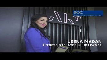 The Franchise Consulting Company TV Spot, 'Leena: Fitness' - Thumbnail 1