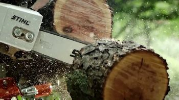 STIHL TV Spot, 'Herramientas legendarias' canción de Sacha James Collission [Spanish] - Thumbnail 4