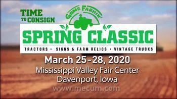 Mecum Gone Farmin' 2020 Spring Classic TV Spot, 'Long Green Acres Collection' - Thumbnail 8