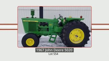 Mecum Gone Farmin' 2020 Spring Classic TV Spot, 'Long Green Acres Collection' - Thumbnail 6