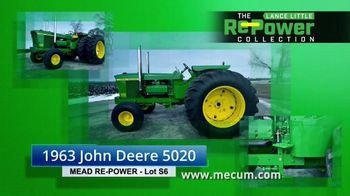 Mecum Gone Farmin' 2020 Spring Classic TV Spot, 'The Lance Little RePower Collection' - Thumbnail 2