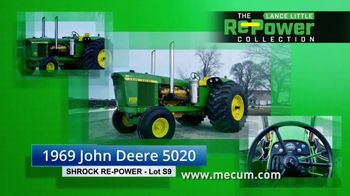 Mecum Gone Farmin' 2020 Spring Classic TV Spot, 'The Lance Little RePower Collection' - Thumbnail 3
