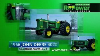 Mecum Gone Farmin' 2020 Spring Classic TV Spot, 'The Lance Little RePower Collection' - Thumbnail 4