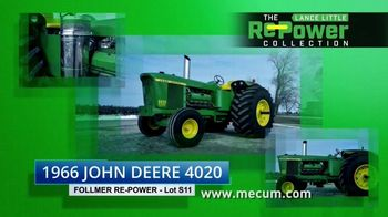 Mecum Gone Farmin' 2020 Spring Classic TV Spot, 'The Lance Little RePower Collection' - Thumbnail 5