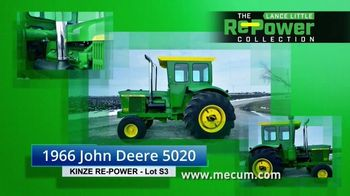 Mecum Gone Farmin' 2020 Spring Classic TV Spot, 'The Lance Little RePower Collection' - Thumbnail 7