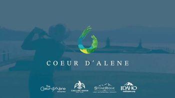 Coeur d'Alene Convention & Visitors Bureau TV Spot, 'Golf Getaway' - Thumbnail 9