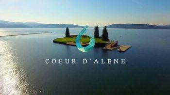 Coeur d'Alene Convention & Visitors Bureau TV Spot, 'Golf Getaway' - Thumbnail 1
