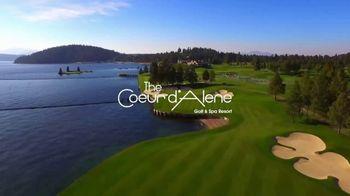 Coeur d'Alene Convention & Visitors Bureau TV Spot, 'Golf Getaway' - Thumbnail 5