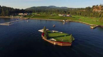 Coeur d'Alene Convention & Visitors Bureau TV Spot, 'Golf Getaway' - Thumbnail 6