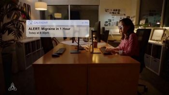 Ascension Online Care TV Spot, 'Anytime, Anywhere: Migraine'