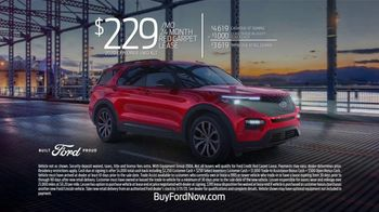 2020 Ford Explorer TV Spot, 'To Be an Explorer' Song by Ali Beletic [T2] - Thumbnail 9