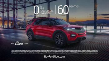 2020 Ford Explorer TV Spot, 'To Be an Explorer' Song by Ali Beletic [T2] - Thumbnail 8