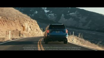 2020 Ford Explorer TV Spot, 'To Be an Explorer' Song by Ali Beletic [T2]