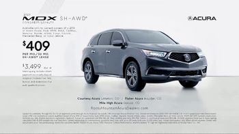 2020 Acura MDX TV Spot, 'Designed for Where You Drive: Snow' Song by Lizzo [T2] - Thumbnail 9