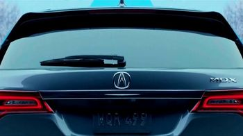 2020 Acura MDX TV Spot, 'Designed for Where You Drive: Snow' Song by Lizzo [T2] - Thumbnail 4