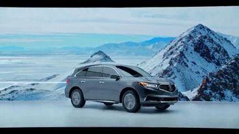 2020 Acura MDX TV Spot, 'Designed for Where You Drive: Snow' Song by Lizzo [T2] - Thumbnail 6