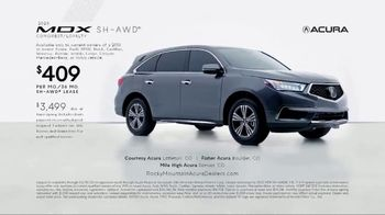 2020 Acura MDX TV Spot, 'Designed for Where You Drive: Snow' Song by Lizzo [T2] - Thumbnail 8