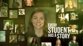 Big Ten Conference TV Spot, 'Faces of the Big Ten: Erin Szara' - Thumbnail 1