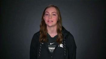 Big Ten Conference TV Spot, 'Faces of the Big Ten: Erin Szara'